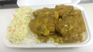 Curry Chicken - Take Out